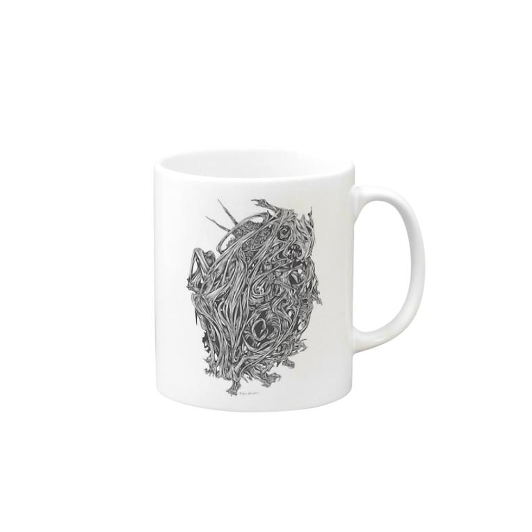 Ryuji HikosakaのMose / モーゼ Mugs