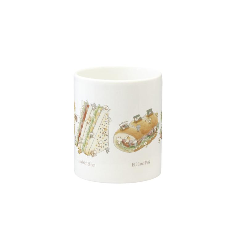 パンとねこ マグカップ