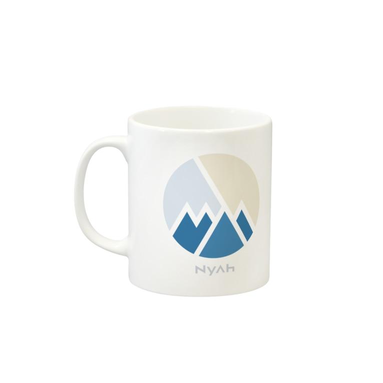 Nyah マグカップ