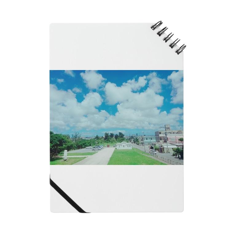 さーちゃん💓の沖縄の風景💓 Notes
