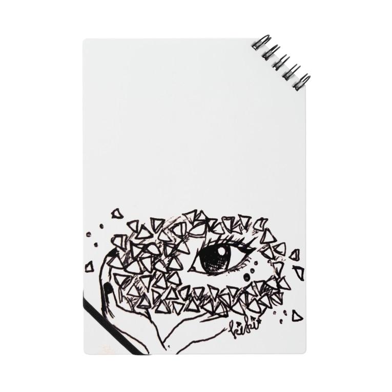 kiki目のkiki目 ▽ Notes