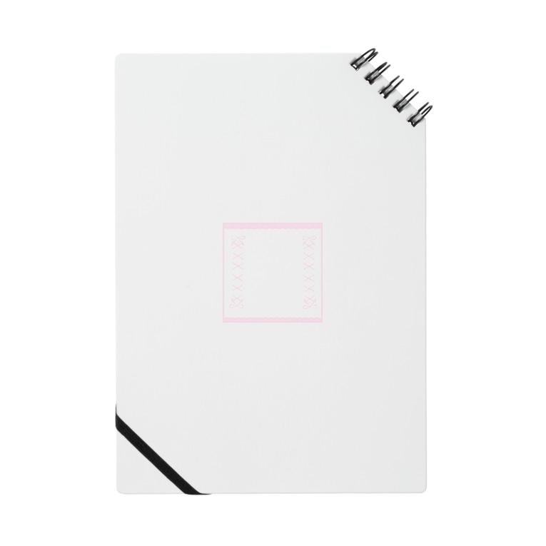mero46のピンクリボン Notes