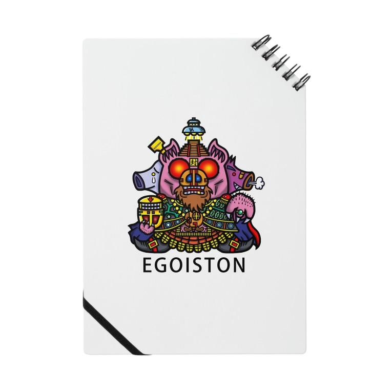 EGOIS-TONのEGOIS-TON Notes