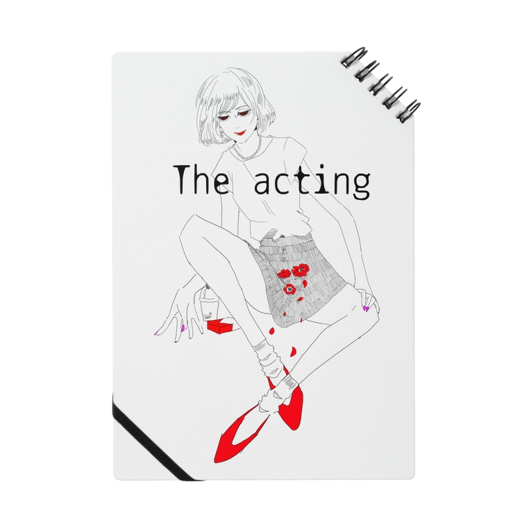 みづののThe acting Notes