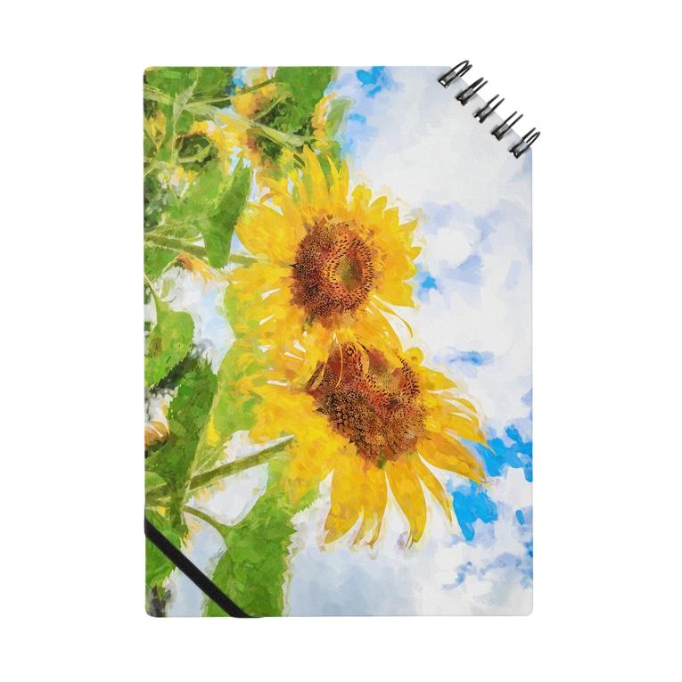 Takashi MUKAIのNote-Sunflower01 Notes