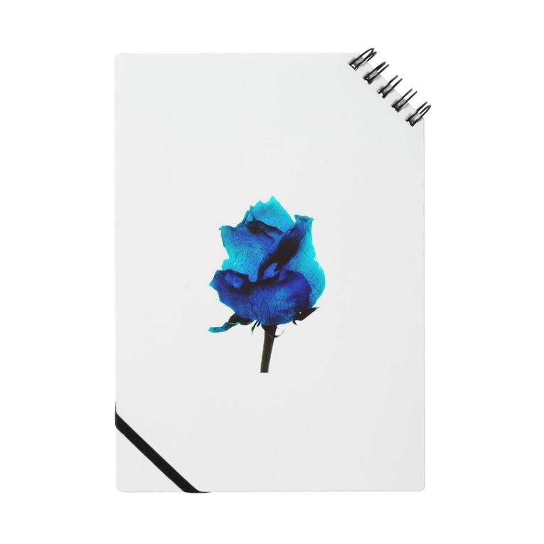 軌跡の結晶の青い薔薇の花言葉 Notes