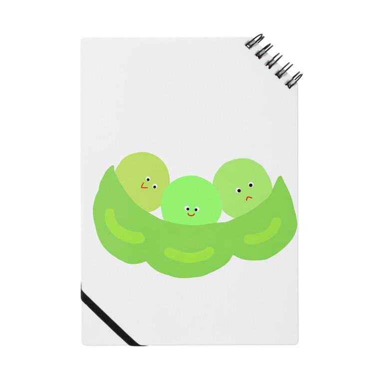 yukimalのお豆さん兄弟 Notes