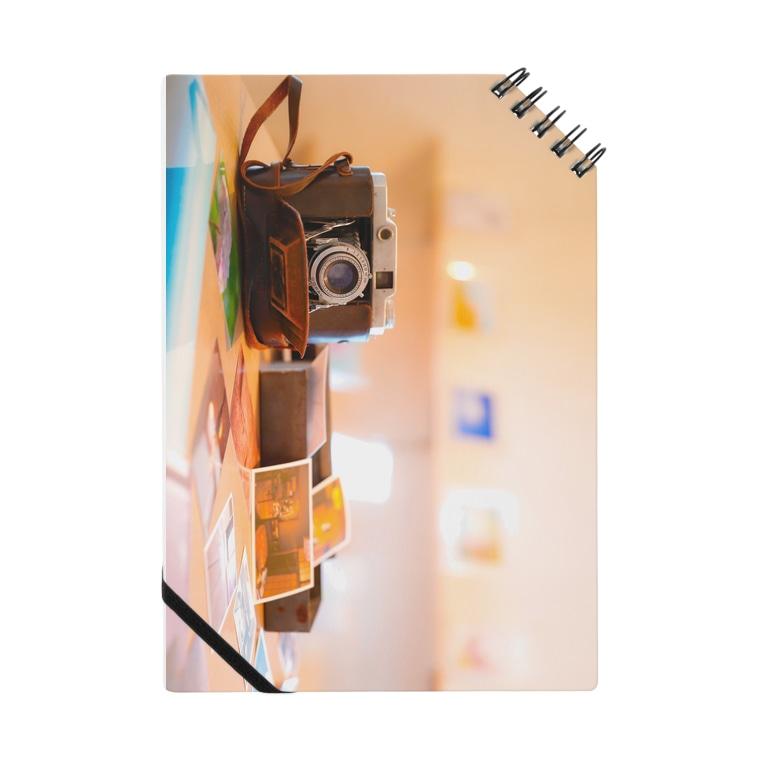 Takashi MUKAIのNote-Camera01 Notes