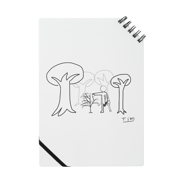 Tim-IllustrationのTim‐Hope2 Notes