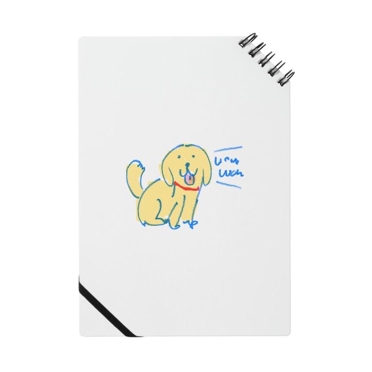 WanWanPandaのゴル Notebook