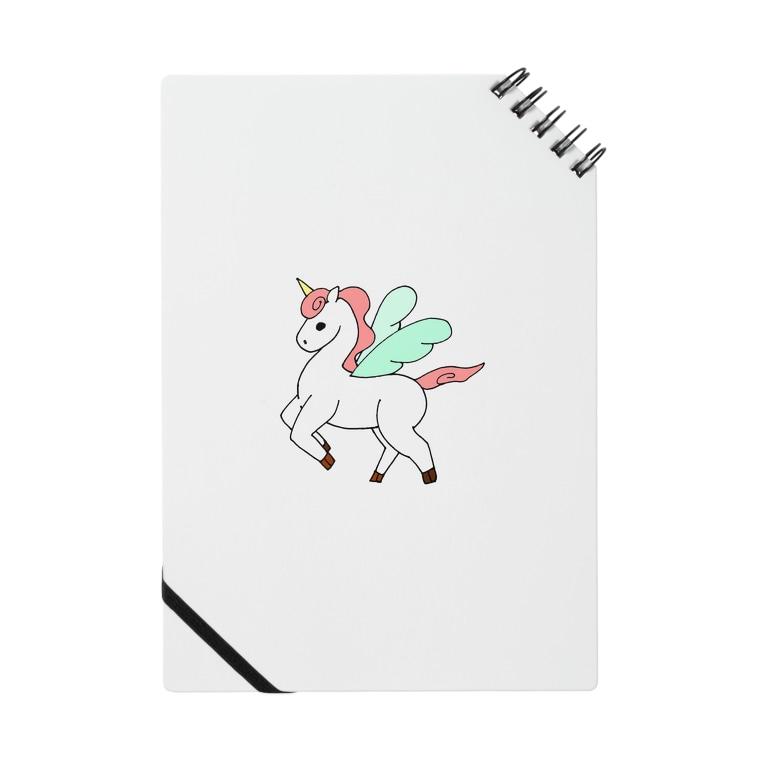 星華 -SEIKAcreate-のペガサスちゃん Notebook