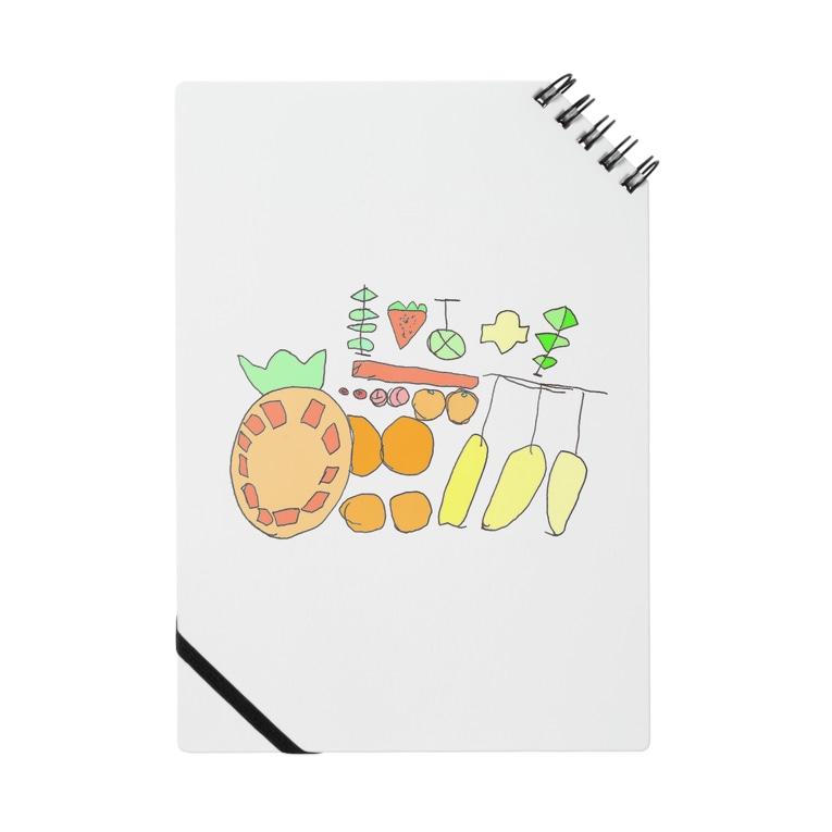 wMoonのフルーツバスケット Notes
