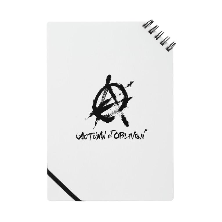 AUTUMN in OBLIVIONのTHIRD EYEグッズ(オータム公式グッズ)&5th Single.「THIRD EYE」 Notes
