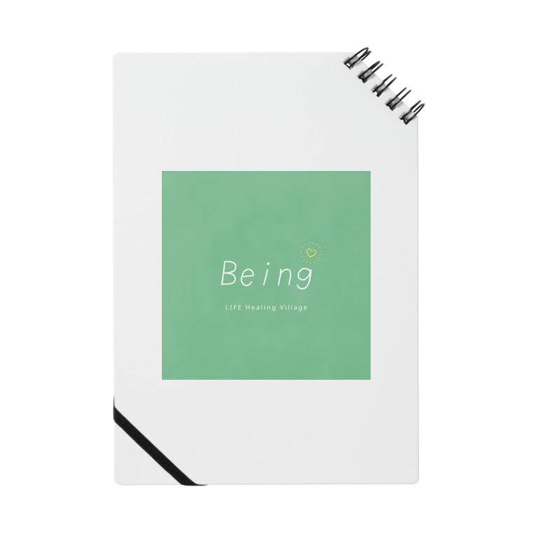 LIFE Healing Village BeingのBeing Notes