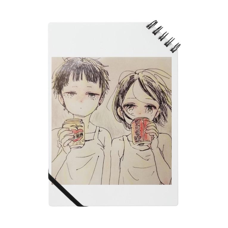 munimuの缶ジュース Notes