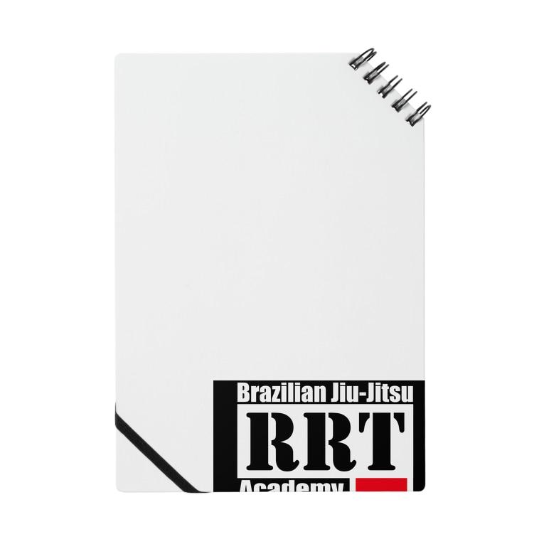 RRT公式ショップのRRTオリジナル Notebook