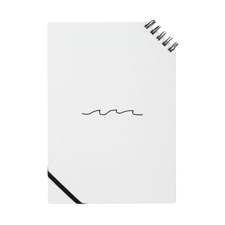 Lilo_moonの波wave波 Notes