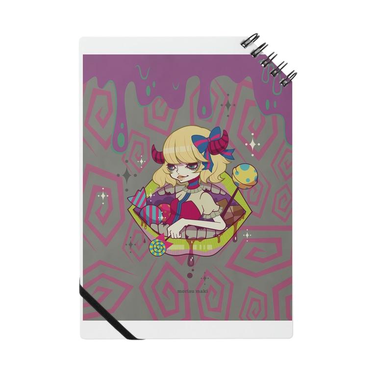 morisu makiの虫歯ちゃん Notes