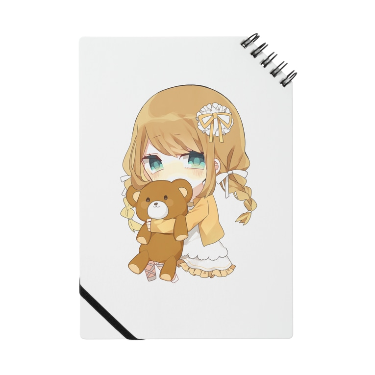 *॰⋆ Milky Way *॰⋆のノート(しろこver.) Notebook