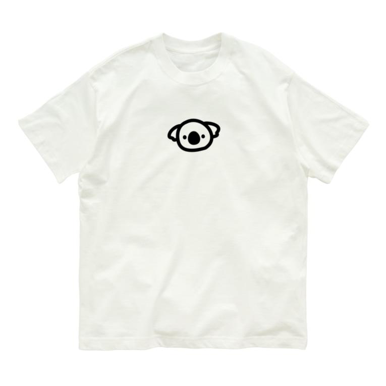kozukuzuのplay for Australia コアラ(主張強め) Organic Cotton T-shirts