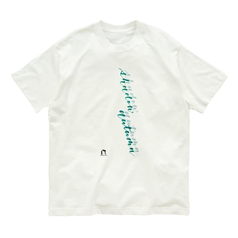 I am fineのbe you!シャドーオータムタイプのあなたへ Organic Cotton T-shirts