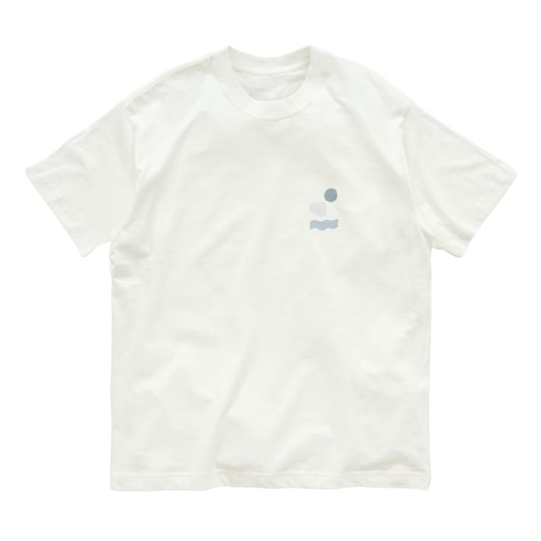 neochiのzukei3 Organic Cotton T-shirts