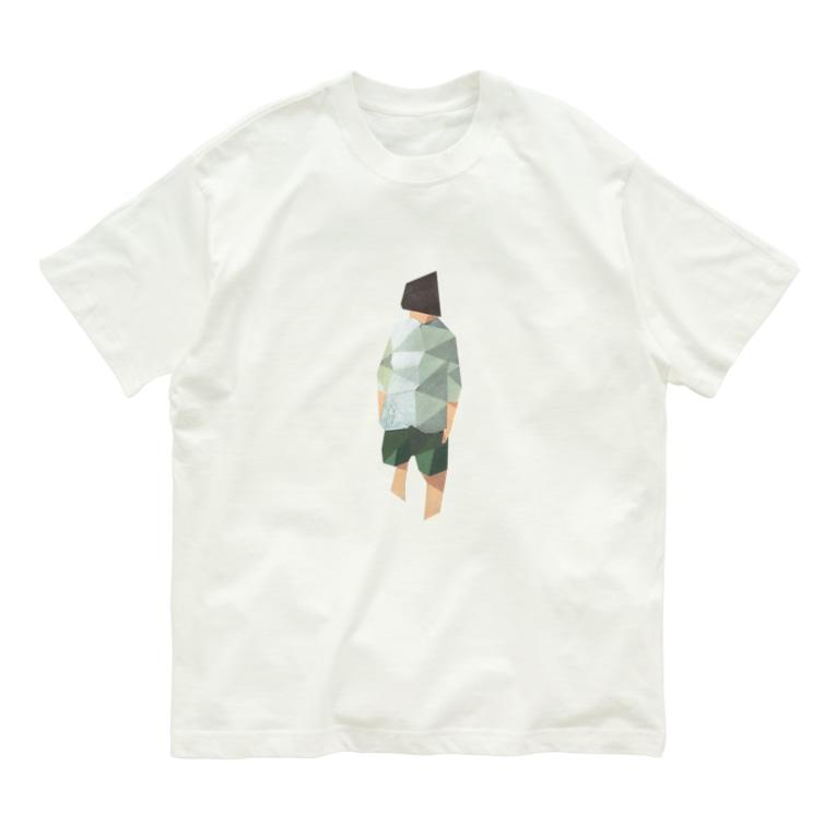 ヤマダユウのboy Organic Cotton T-Shirt