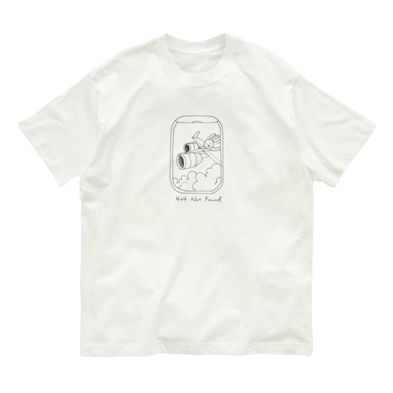 M@SAのu.s.a Organic Cotton T-Shirt