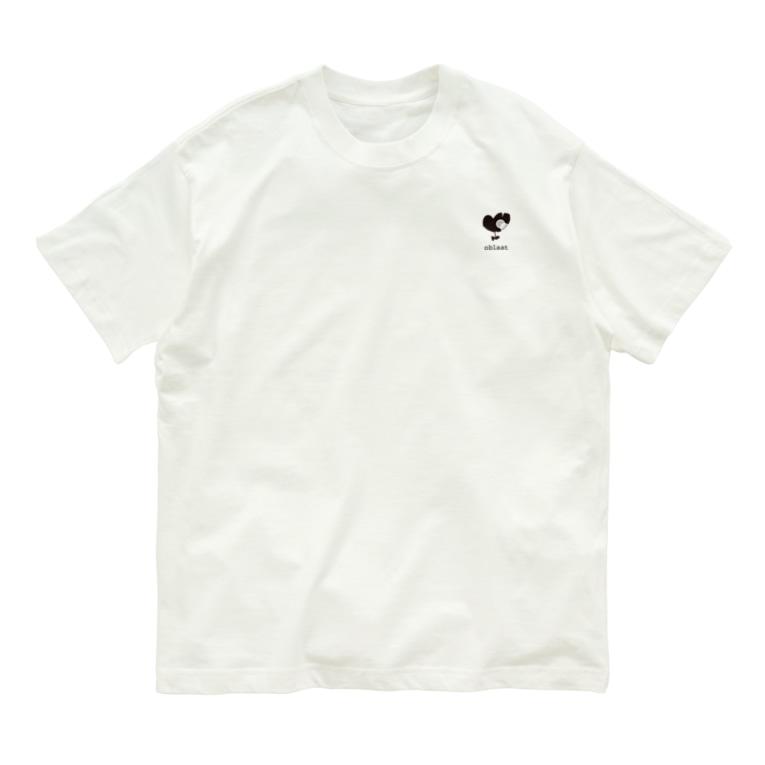オブラートの色んなやつの店のoblaatシンプル Organic Cotton T-shirts