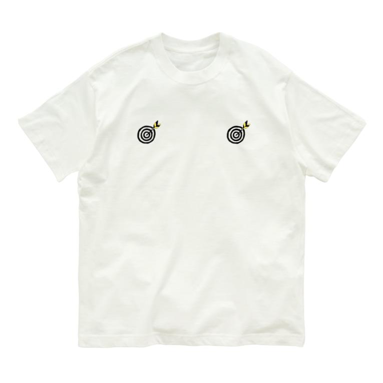 majoccoの的 Organic Cotton T-shirts