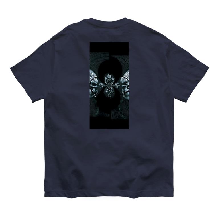 RMk→D (アールエムケード)のカタコンベ Organic Cotton T-shirts