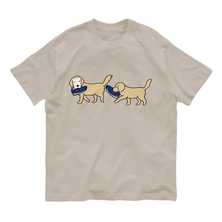 efrinmanの師匠と弟子 2 Organic Cotton T-shirts