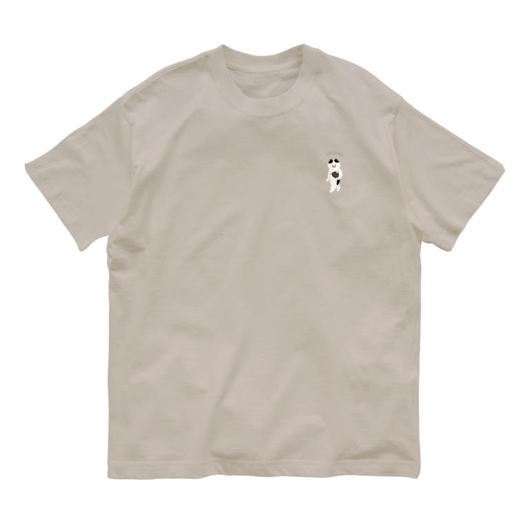 SUIMINグッズのお店の【小】SHIJIMI Organic Cotton T-shirts