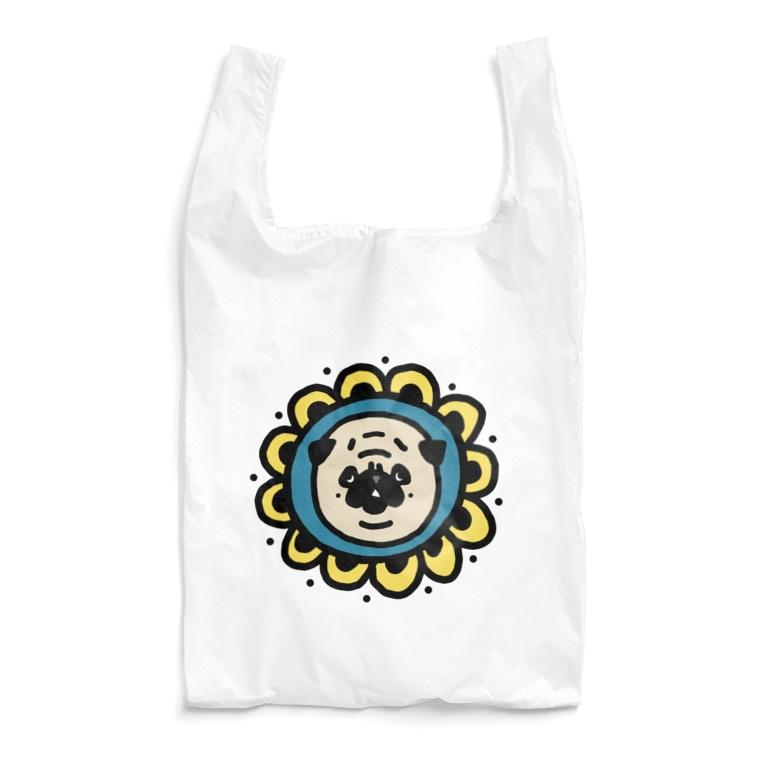 shishimaru-gmenのFlower Reusable Bag
