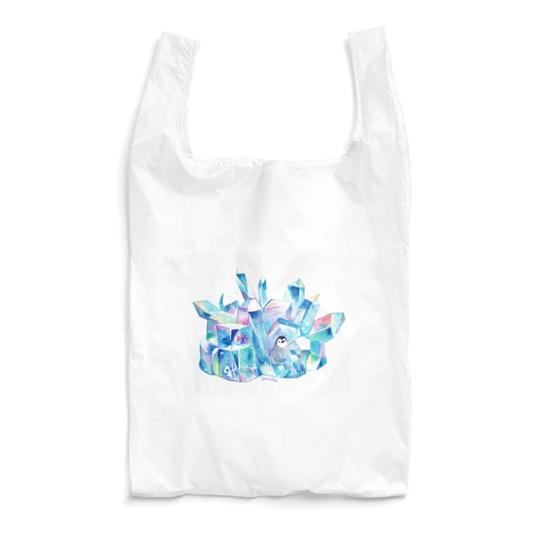 イラストレーター おおでゆかこのcrystal Reusable Bag
