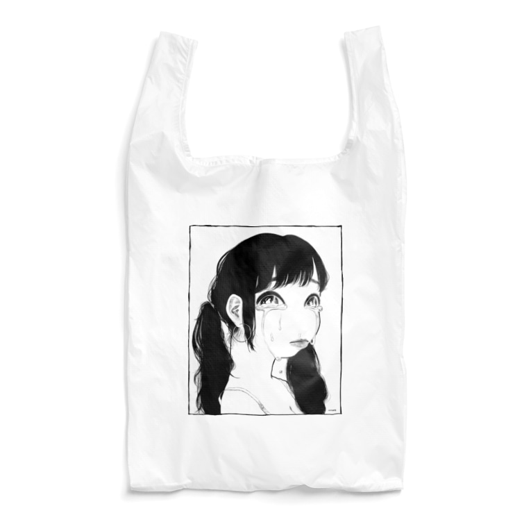 にくまん子のdounidemo Girl Reusable Bag