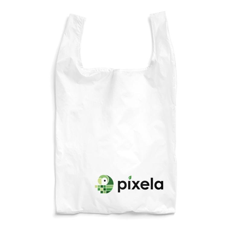 Pixela ShopのStandard Logo Reusable Bag