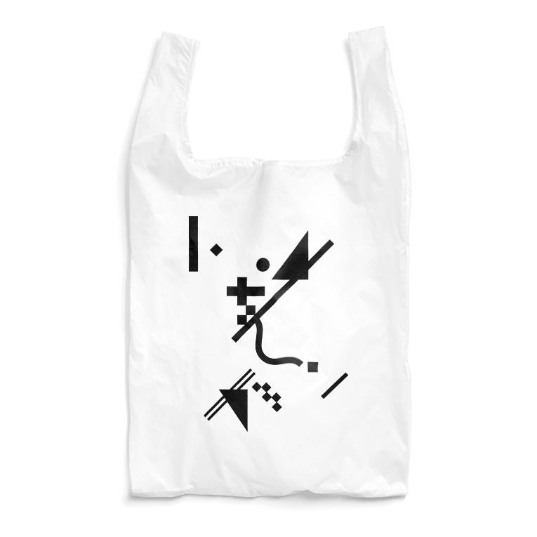 onigiri-dayoのトンチンカン Reusable Bag