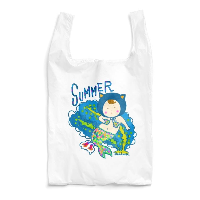 あやさんのリトルアヤカ(夏) Reusable Bag