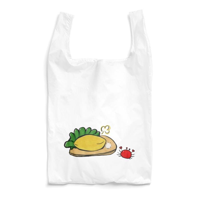 miyu☃のカニたまごやき Reusable Bag