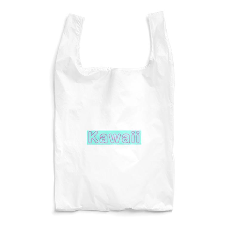 ♡Hanuru´s shop♡のKawaii Reusable Bag