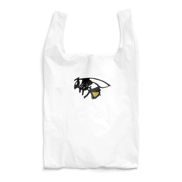 tante gartenのWASP Reusable Bag