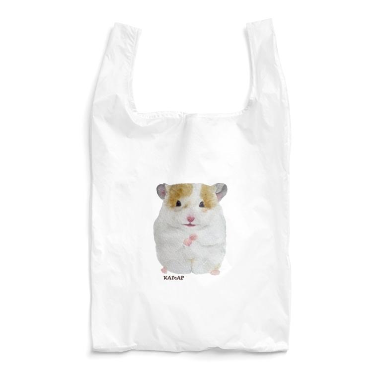 KAMAP & Ricaの【KAMAP】URIBO Reusable Bag