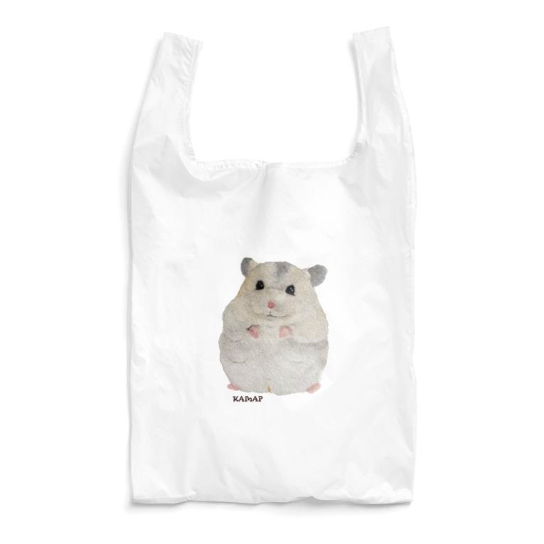 KAMAP & Ricaの【KAMAP】MAMETAN Reusable Bag