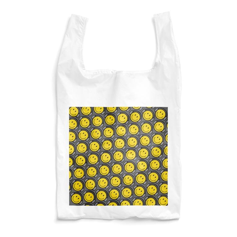 Sk8ersLoungeのnicetimeドット② Reusable Bag