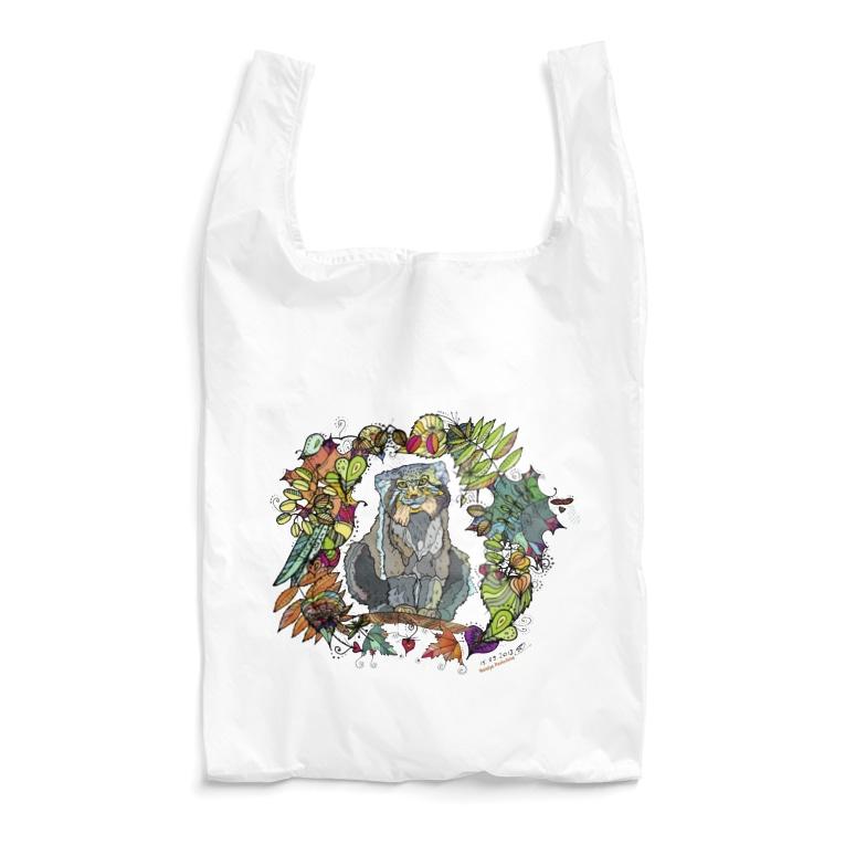 ロシアの動物園のシベリアのマヌルネコ Reusable Bag