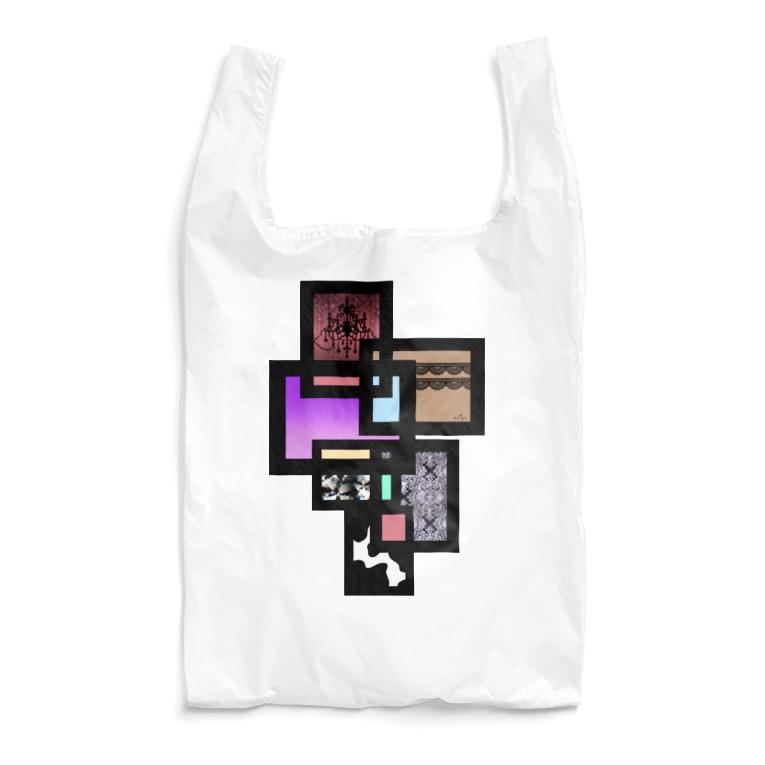 M✧Lovelo(エム・ラヴロ)のパネル Reusable Bag