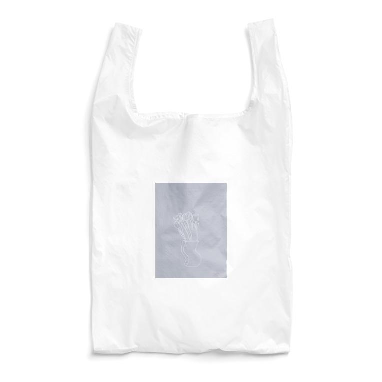 Tina's storeのtulip1 Reusable Bag