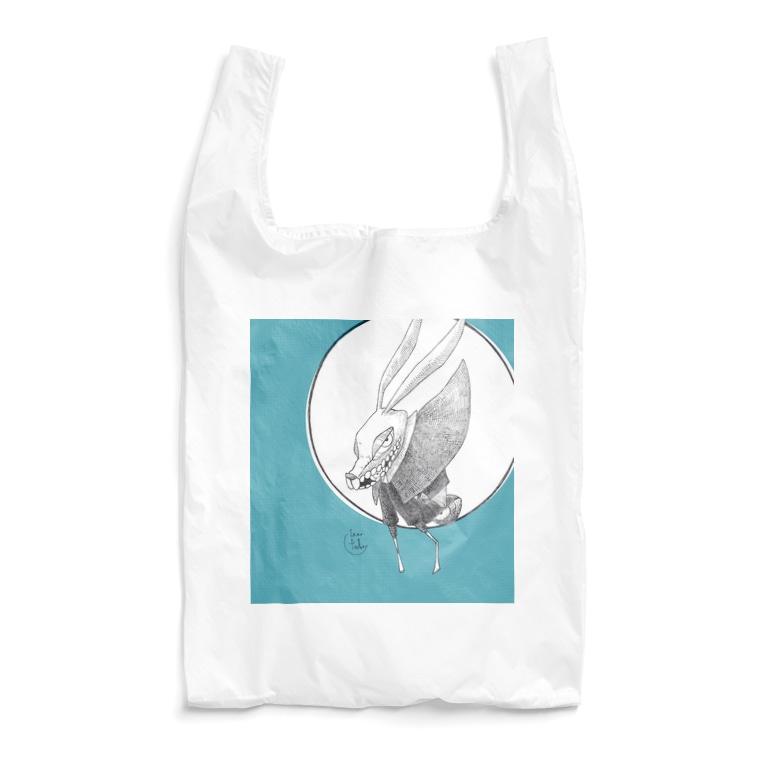 苔ttish!! feat.|neoFactoryのすり抜ける Reusable Bag