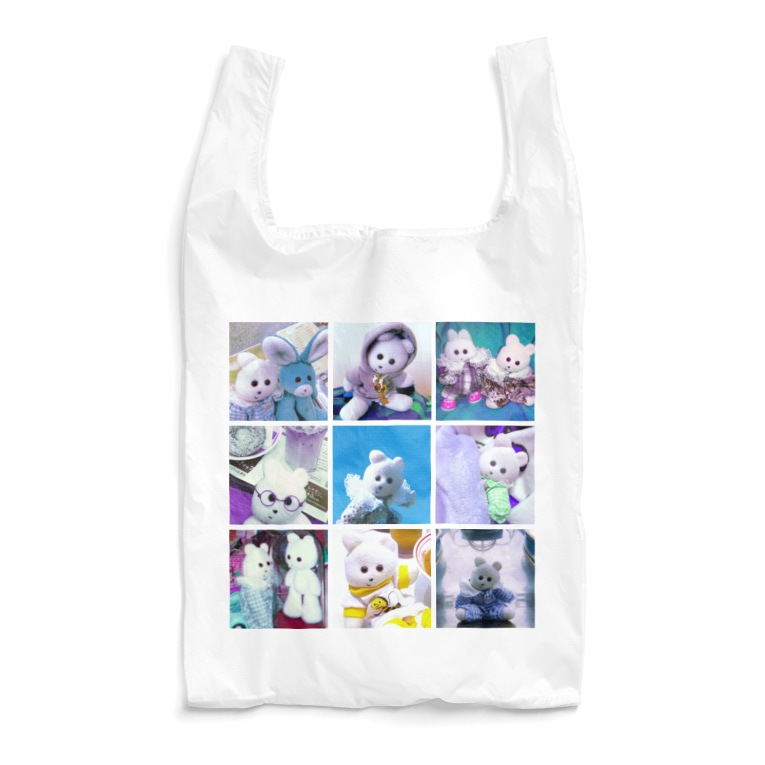 RAITYO TSUMEのmemories2 Reusable Bag